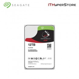 SEAGATE HDD IRONWOLF (NAS) 12TB