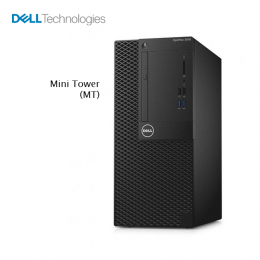 DELL OptiPlex 3060 Mini Tower Desktop (MT) (i3-8100/4G/1TB/W10)
