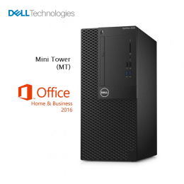 DELL OptiPlex 3060 Mini Tower Desktop (MT) (i3-8100/4G/1TB/W10/OHB)
