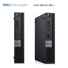 DELL OptiPlex 5060 Micro (MC) (i5-8500T/4G/1TB/W10)