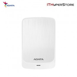 ADATA EXT HDD HV320 1TB WHITE (SLIMMER 10.7MM)