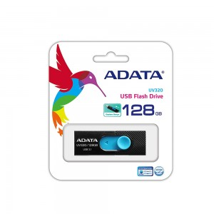 ADATA UFD USB3.1 UV320 128GB - BLACK