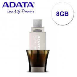 ADATA Choice UC330 8GB / USB Pendrive / OTG /Ultra Dual Head Storage