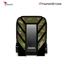 ADATA HD710M 2TB USB 3.0 External Hard Drive Waterproof / Dustproof / Shockproof