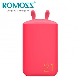 ROMOSS Lovely-Elf 6000mAh Power Bank Cute Rabbit Design