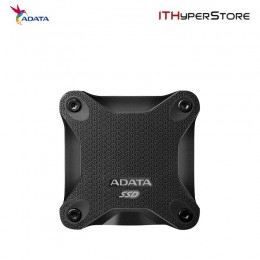 ADATA SSD EXTERNAL SD600Q 480GB BLACK