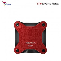 ADATA SSD EXTERNAL SD600Q 480GB RED
