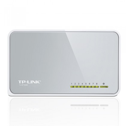 TPLINK UNMANAGED SWITCH 8-PORT MINI DESKTOP