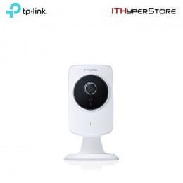 TP-LINK HD Day/Night Wi-Fi Cloud Camera Easy APP Setup - NC230