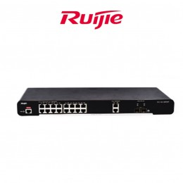 RUIJIE SMART MANAGED SWITCH, 18 GE PORT, 2 GE SFP (NON COMBO)