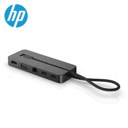 HP DOCK TRAVEL SPECTRE (LANx1, HDMIx1, VGAx1, USBx2)