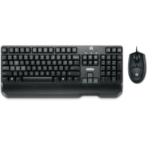 Logitech Gaming Keyboard and Mouse Desktop - G100S