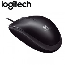 Logitech Wired Optical USB Mouse - M100R