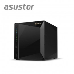 ASUSTOR AS6604T / QC 1.5 GHZ/ 8GB DDR3L / 4 BAY / 2 X 1G LAN Port/ 4 X USB 3/ 1 HDMI