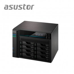 Asustor AS6508T / QC 2.1 GHZ/ 8GB DDR4 /  8 BAY / 2 x 2.5G LAN Port/ 2 X 10G LAN PORT/ 2 USB 3