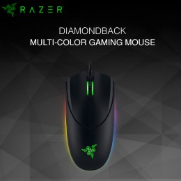 Razer Diamondback Multi-color Gaming Mouse (RZ01-01420100-R3A1)