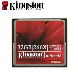 Kingston Ultimate (266X) Compact Flash Card - 32GB
