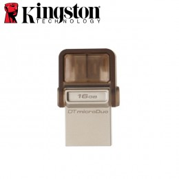 Kingston USB2.0 Data Traveller MicroDuo OTG Drive -16GB