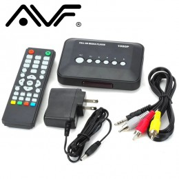 AVF Media Player Full HD1080 - AH021