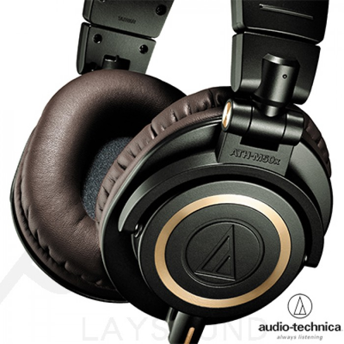 audio technica professional monitor headphones ath m50x. Black Bedroom Furniture Sets. Home Design Ideas