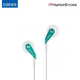EDIFIER High Quality Earphone - Green - H185