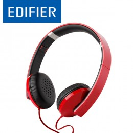 EDIFIER Headphone - Red - H750