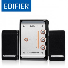EDIFIER 2.1 Multimedia Speaker - Orange - E3100