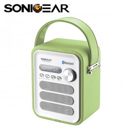 SonicGear Pandora Neo 500 Bluetooth Portable Speaker - Green