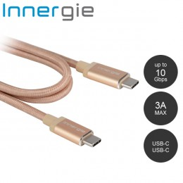 Innergie MagiCable USB-C to USB-C - Gold