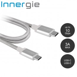 Innergie MagiCable USB-C to USB-C - Silver