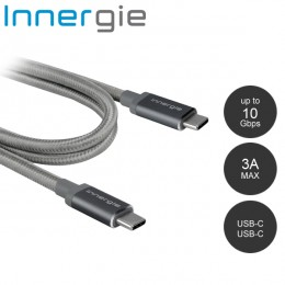 Innergie MagiCable USB-C to USB-C - Grey