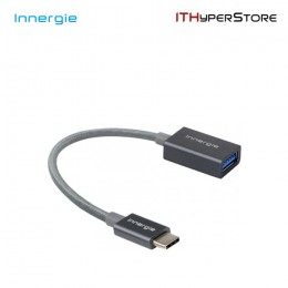 Innergie MagiCable USB-C to USB Charge and Sync - Grey