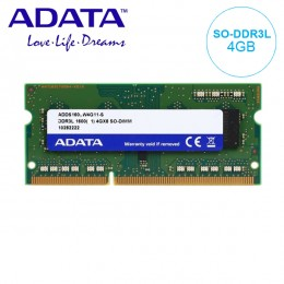 ADATA Premier SO-DDR3L 4GB (1600) RAM - ADDS1600W4G11R