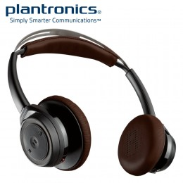 Plantronics Backbeat SENSE Smart Wireless Headset + MIC - Black