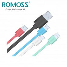 Romoss 2.1A Data Sync and Charge Micro USB Cable 1M - CB05F
