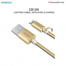 Romoss 2.1A Quick Charge and Data Sync Cable 1M - CB12N