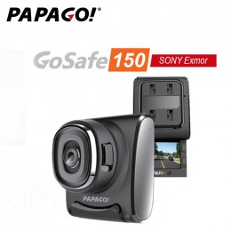 Papago GoSafe 150s Sony Exmor Full HD Car Recorder - GS150S