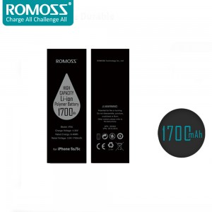 ROMOSS iPhone 5s / 5c / 6 / 6+ /6 plus Replacement Battery