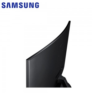 "SAMSUNG 23.5"" Curved Monitor with Super Slim and Sleek Design - LC24F390FHEXXM"