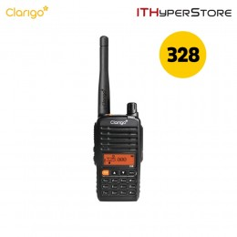 Clarigo 328 Professional Walkie Talkie with Earphone