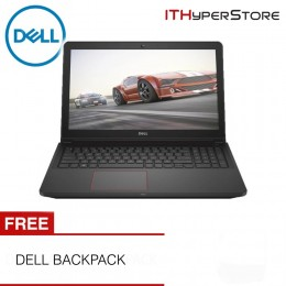 Dell Inspiron 7566-30414G Laptop / Notebook - Black
