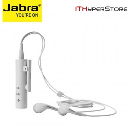 Jabra Play Bluetooth Stereo Headset - White