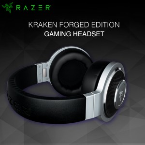 Razer Kraken Forged Edition Gaming Headset - (RZ13-011080100-R3M1)