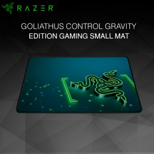 Razer Goliathus Control Gravity Edition Gaming Mat Small (RZ02-01910500-R3M1)