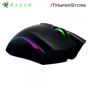 Razer MAMBA Chroma 16,000 wireless Gaming Mouse (RZ01-01360100-R3A1)