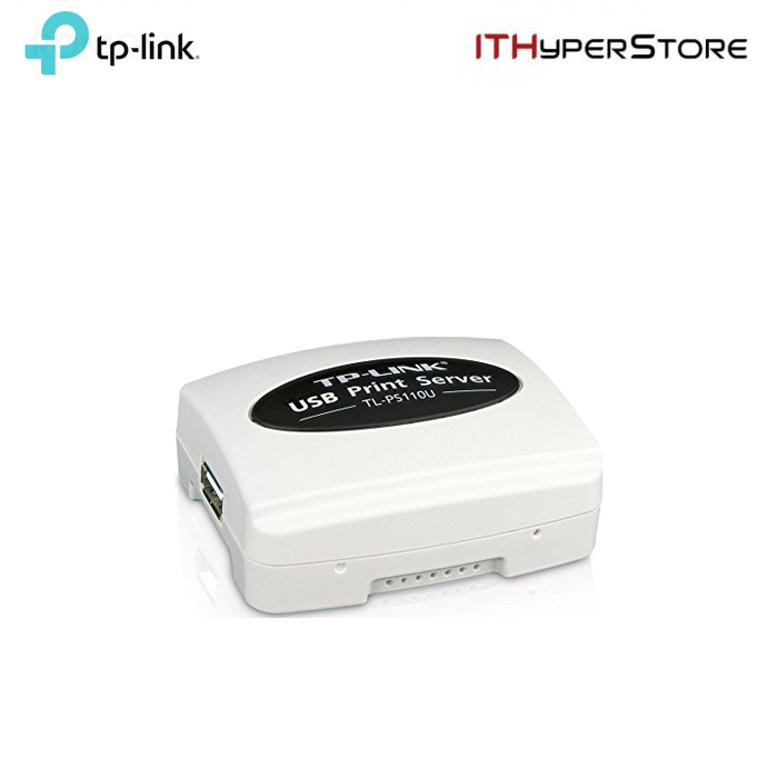 TP-LINK TL-PS110U SINGLE USB2.0 Port Print Server